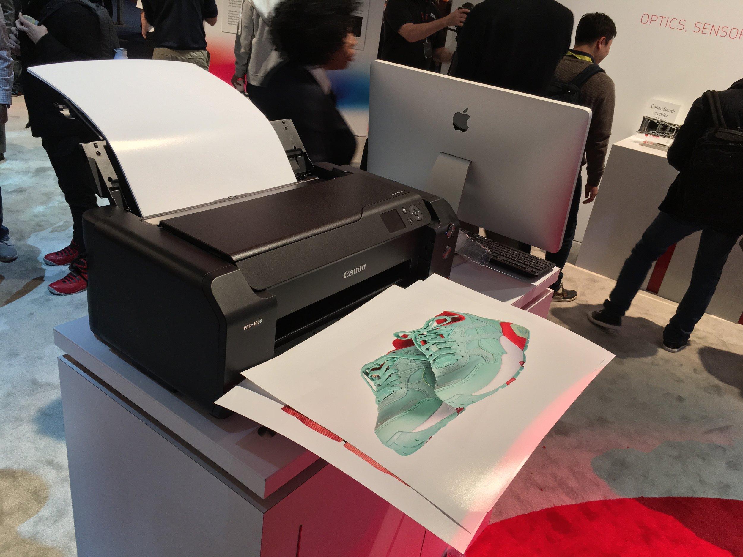 Running a print factory