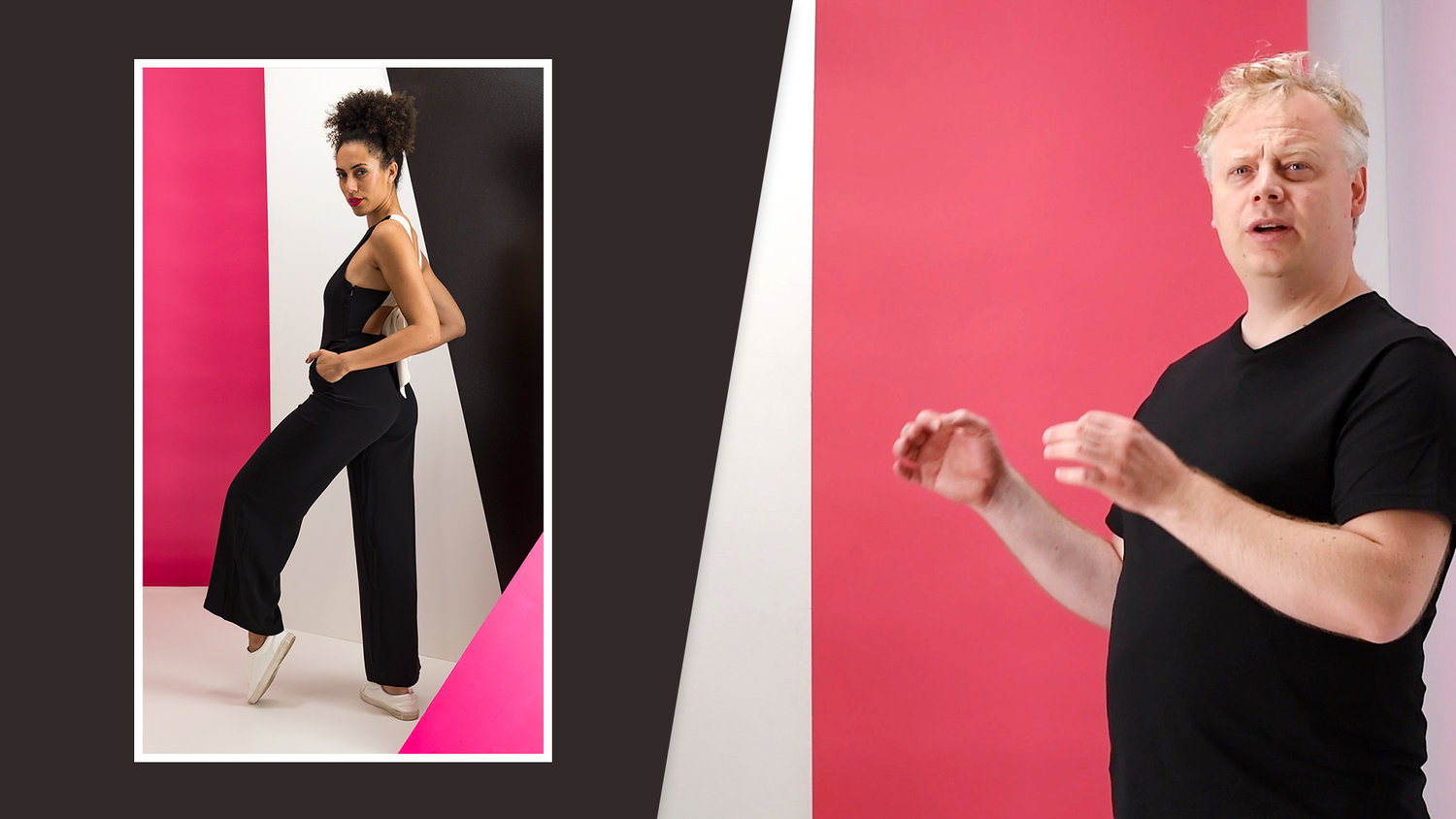 How to successfully run a photoshoot and direct your model
