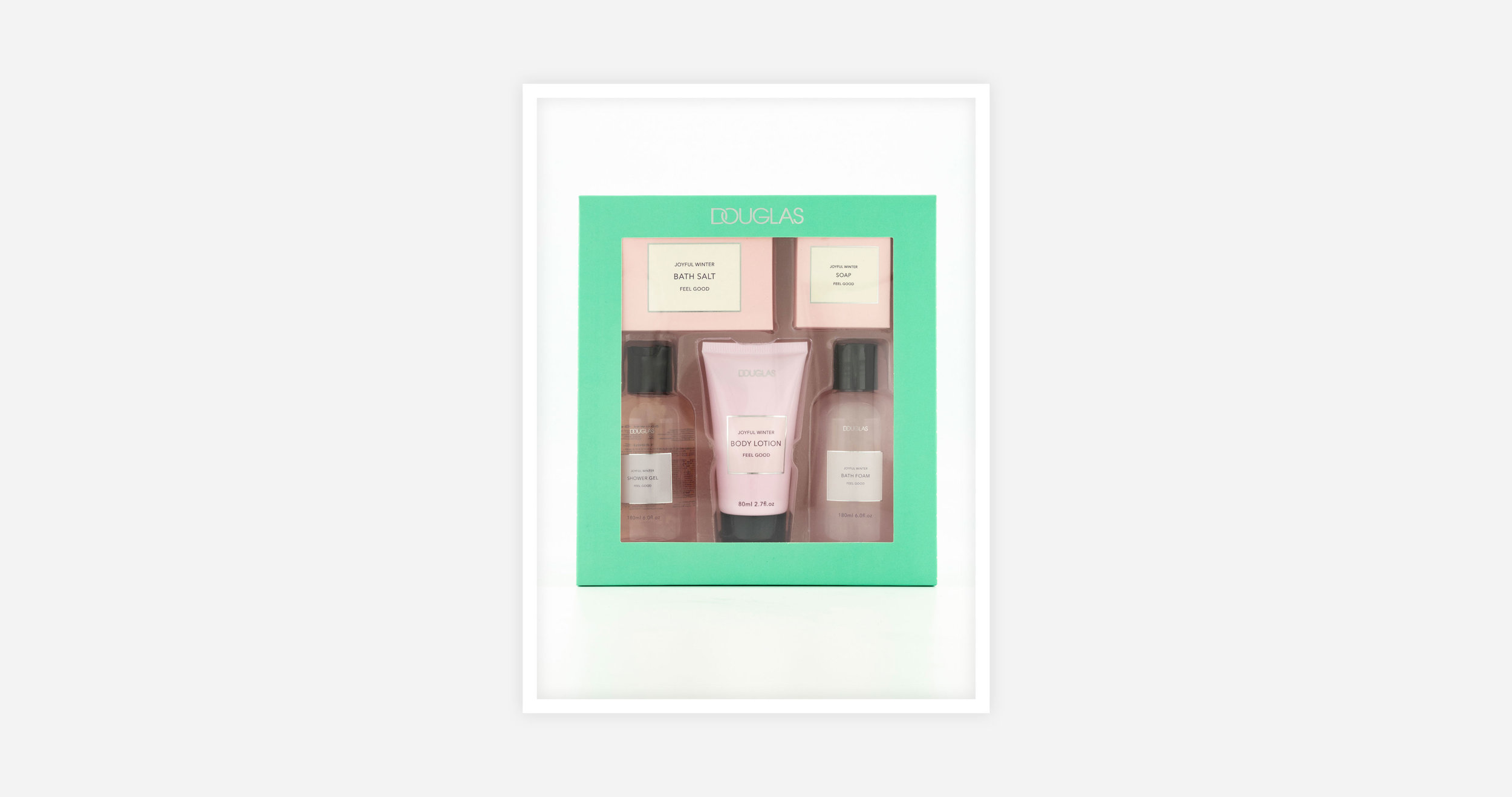 Beauty pack ecommerce professional product photography