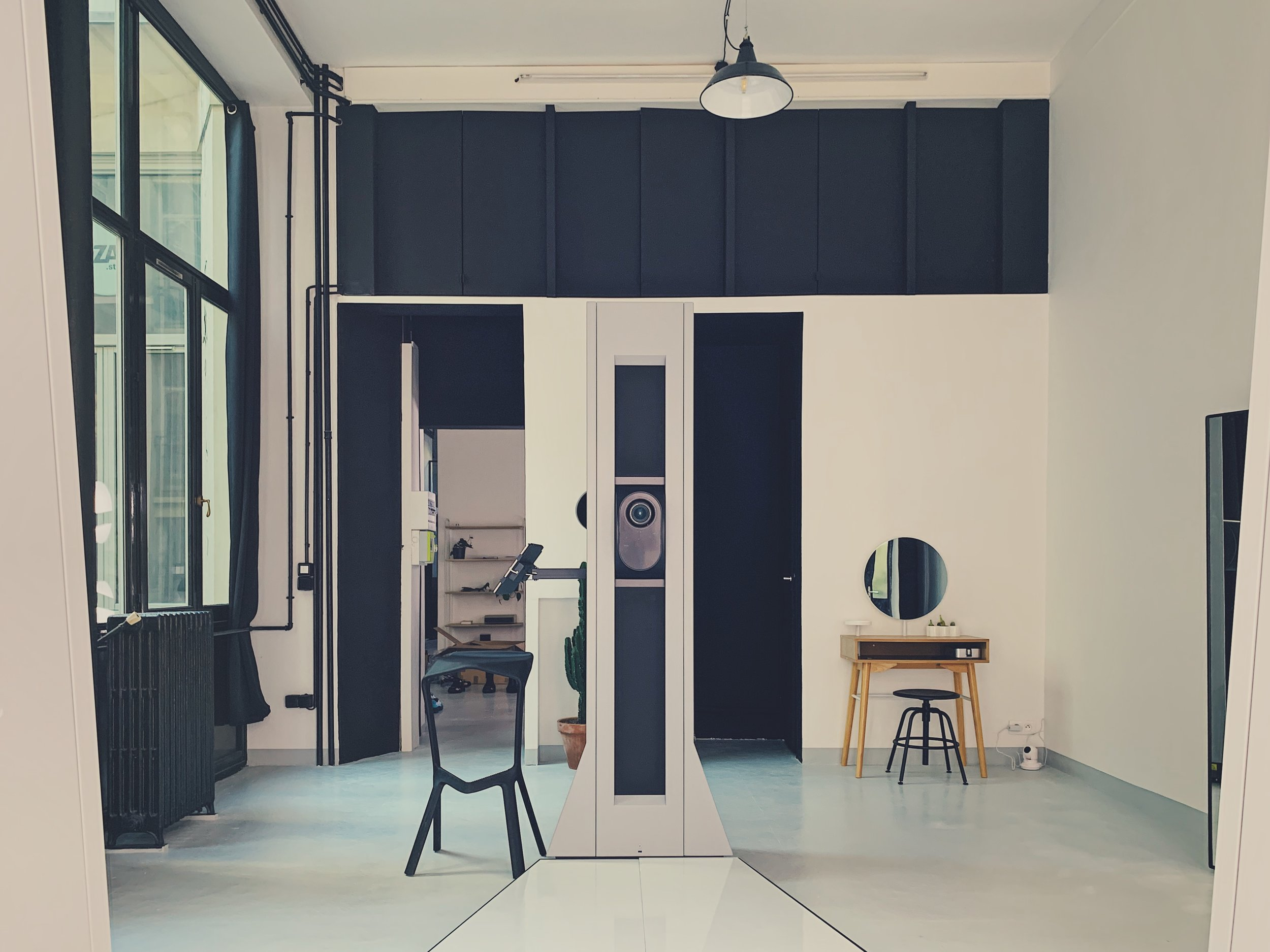 StyleShoots Live in Studio Azap.