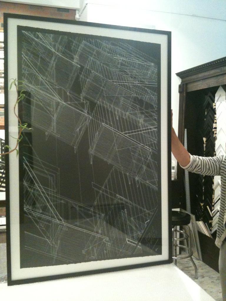 High Wire Framed.JPG
