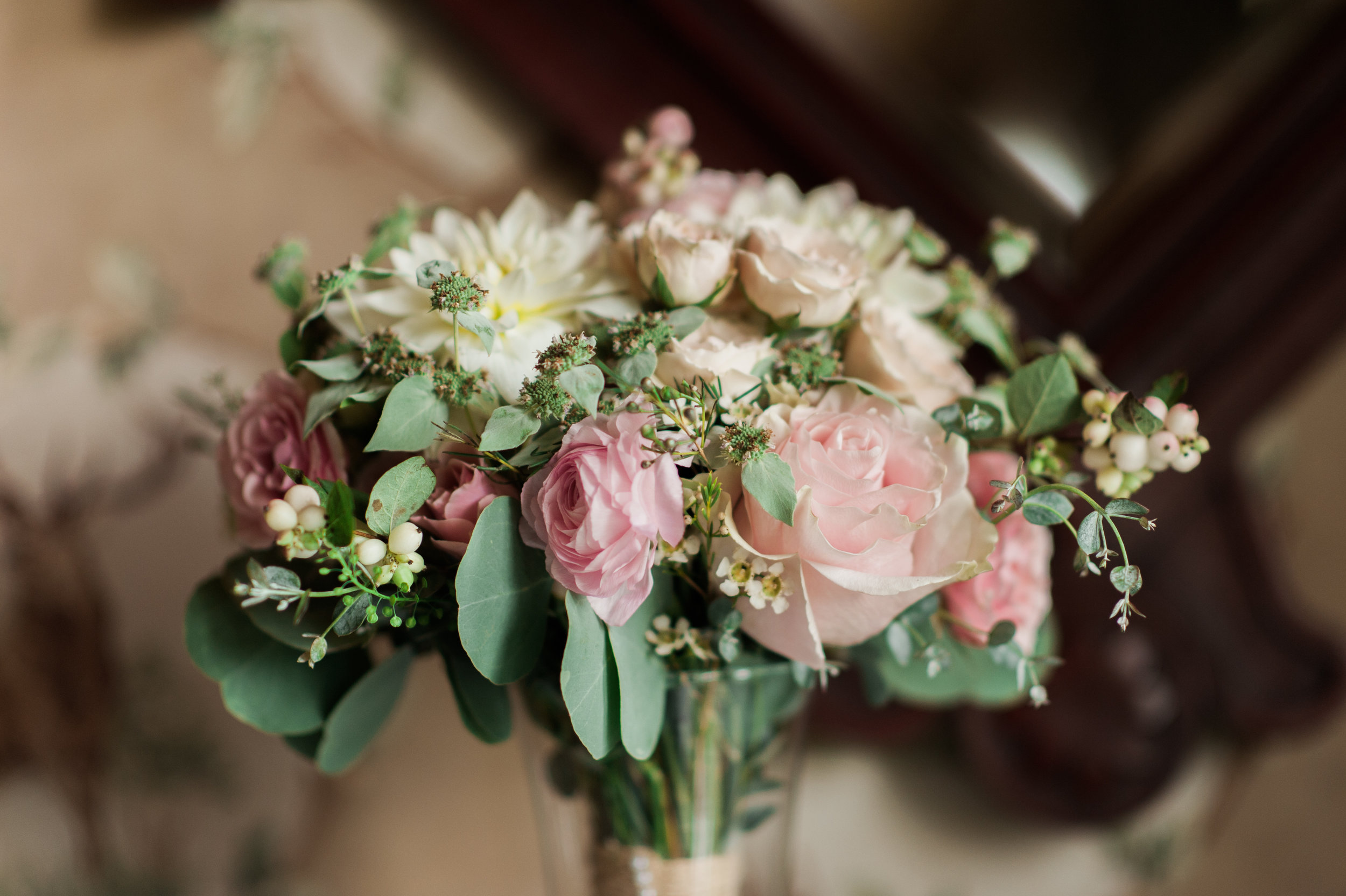 Summer- wedding -bouquet