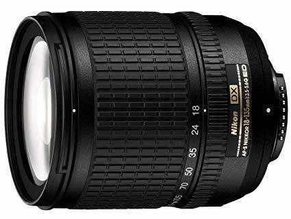 Nikon-18-135mm