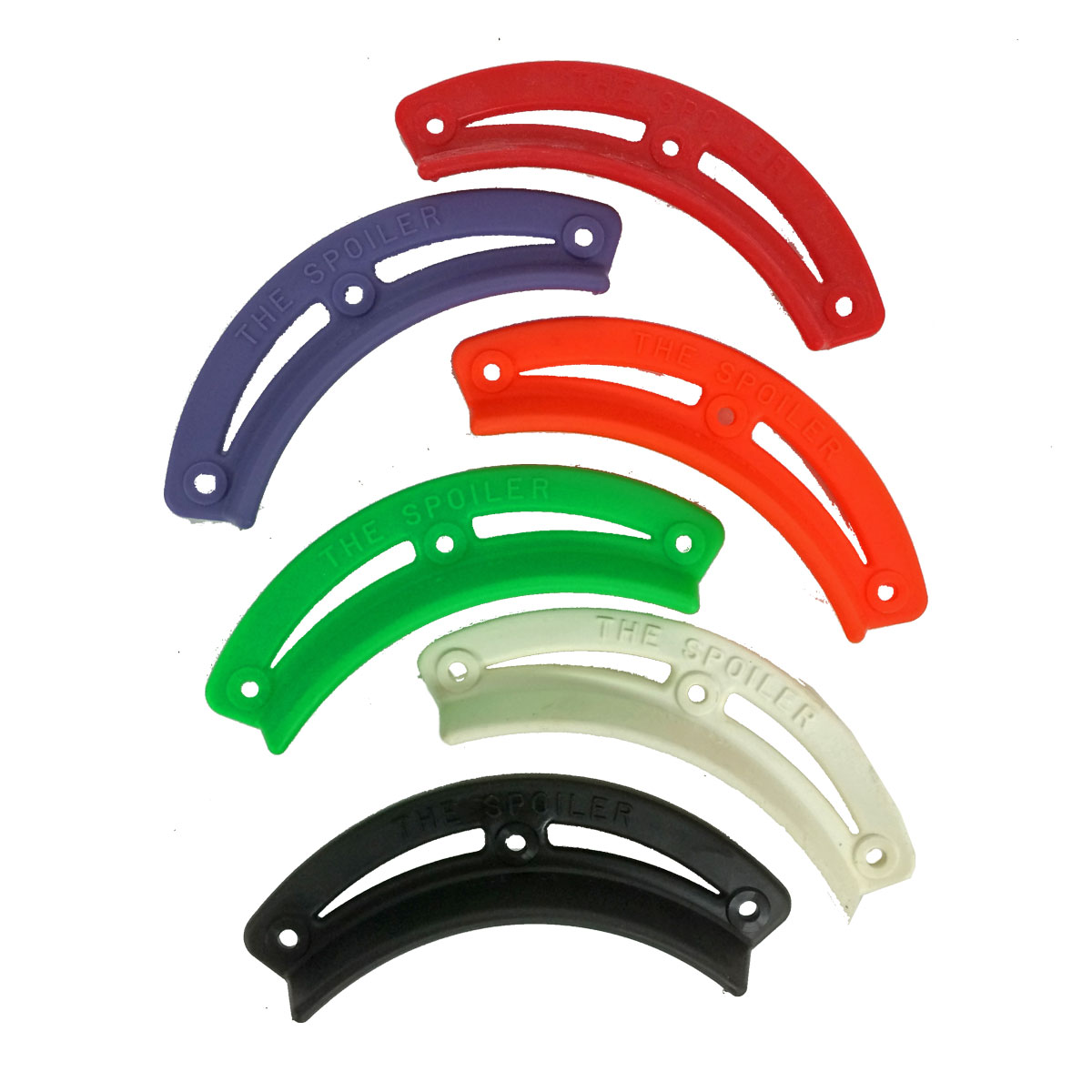 Nose Guards  w/T-nuts & screws. Assorted Colors NOSE01