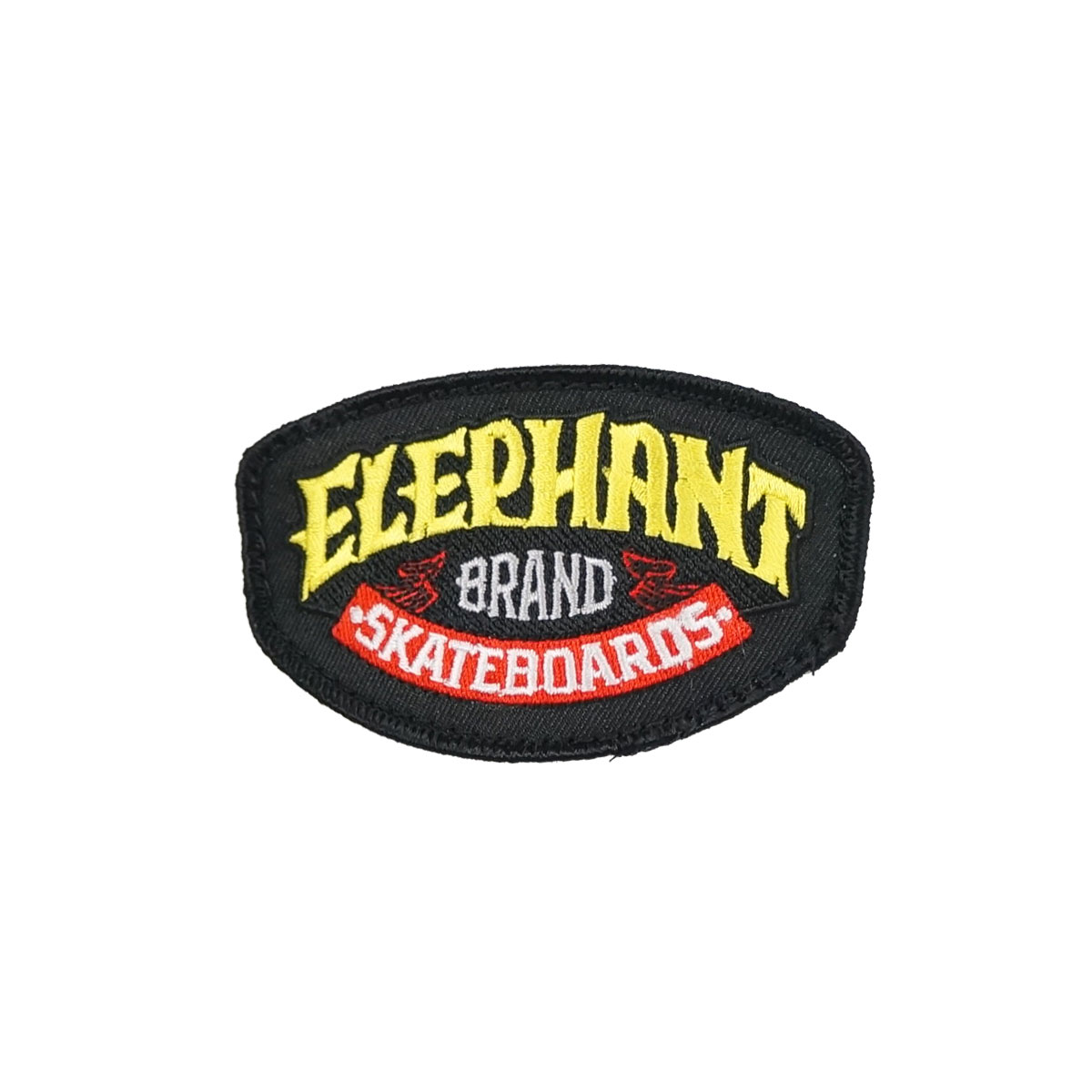 "Embroidered Patch 3.5""x2"""