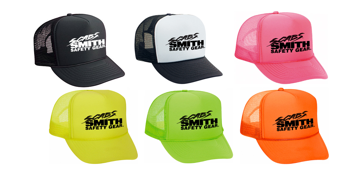 Scabs Cap (6 colors)
