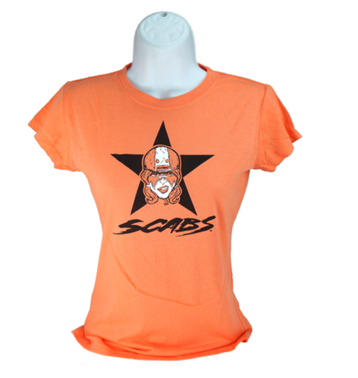 Smith Scabs Jr. Derby Game Face T-Shirt