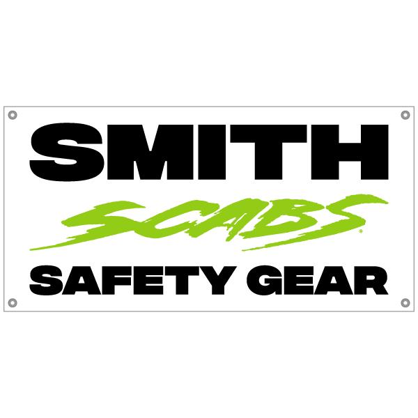 "Smith Banner 24""x12"""