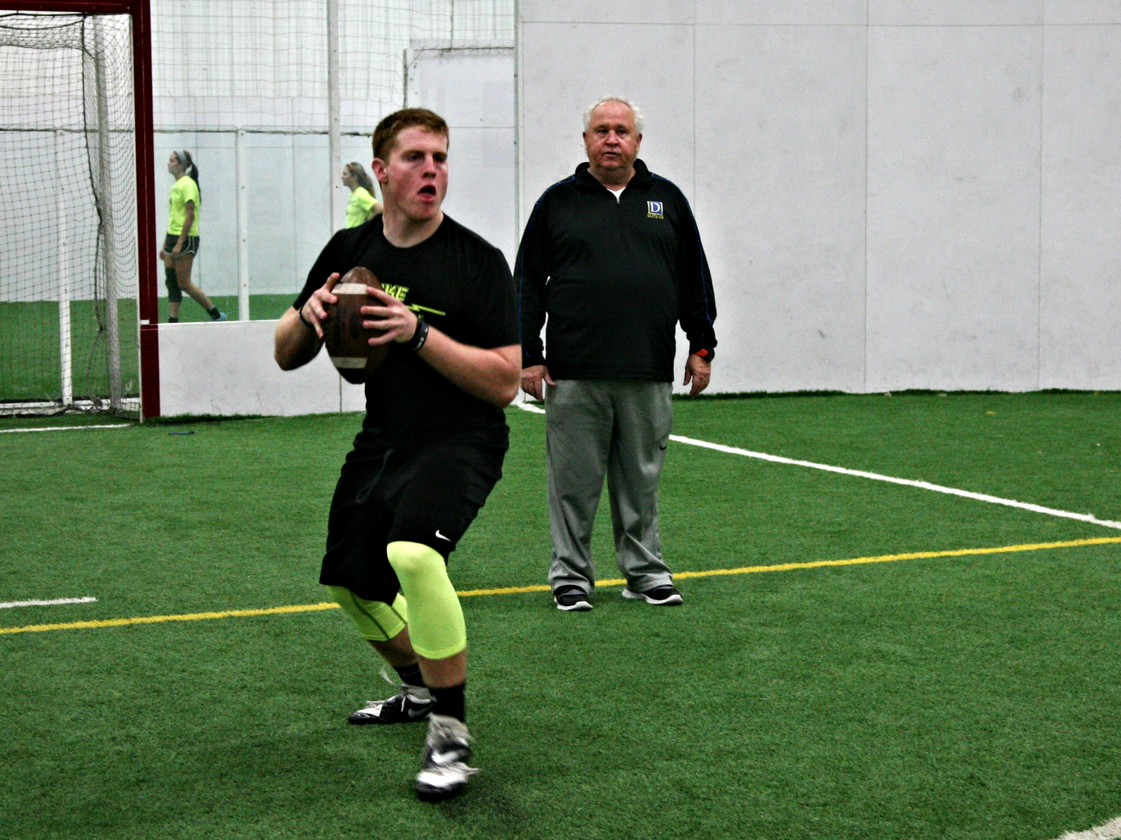 2013 Elite Holiday QB Academy - OKC