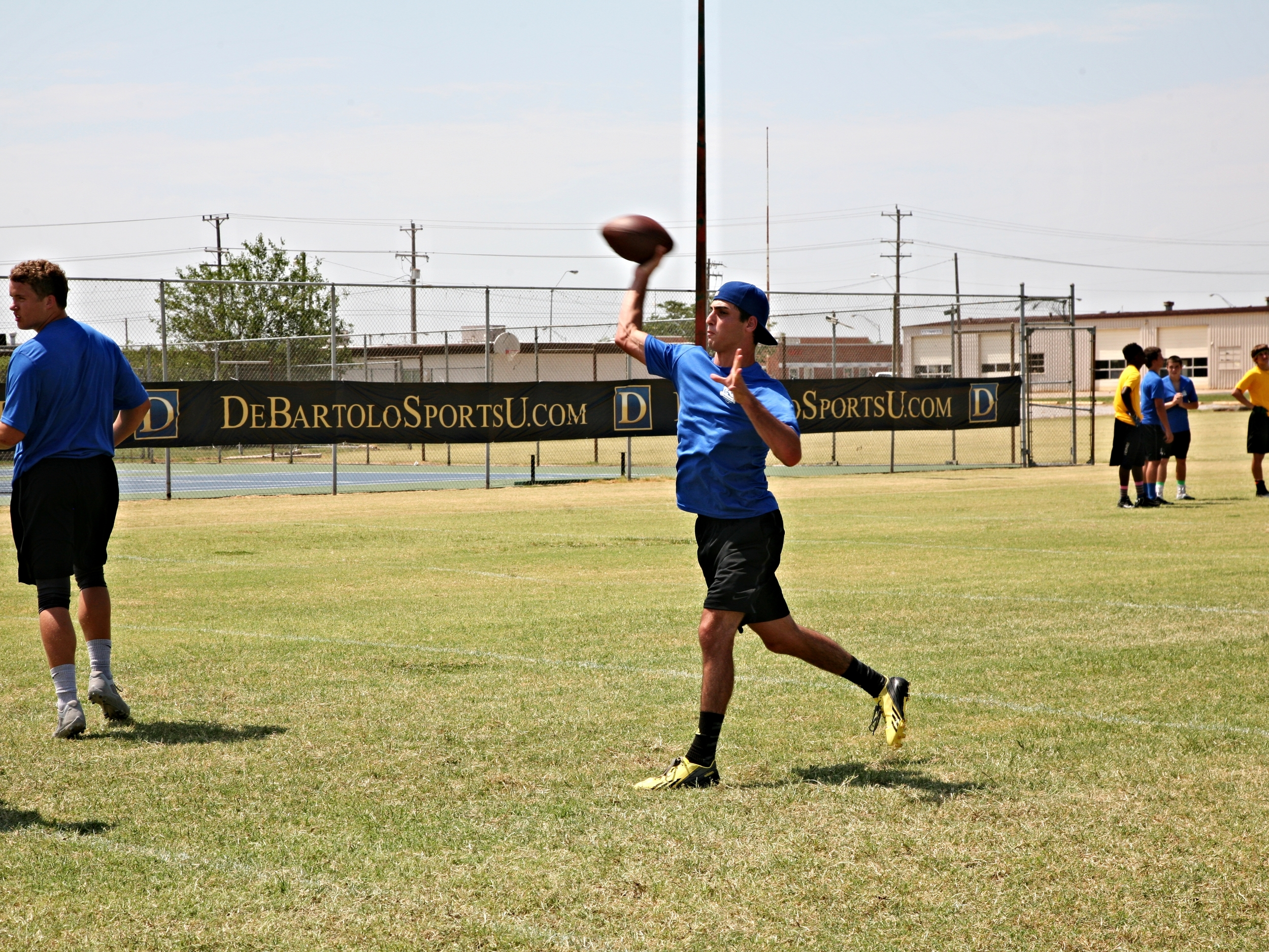 5th Annual Elite QB & WR Training Academy - OKC