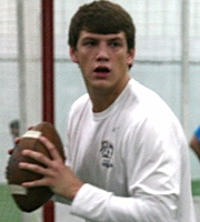 2016 QB Chandler Garrett (photo courtesy of DeBartolo Sports)