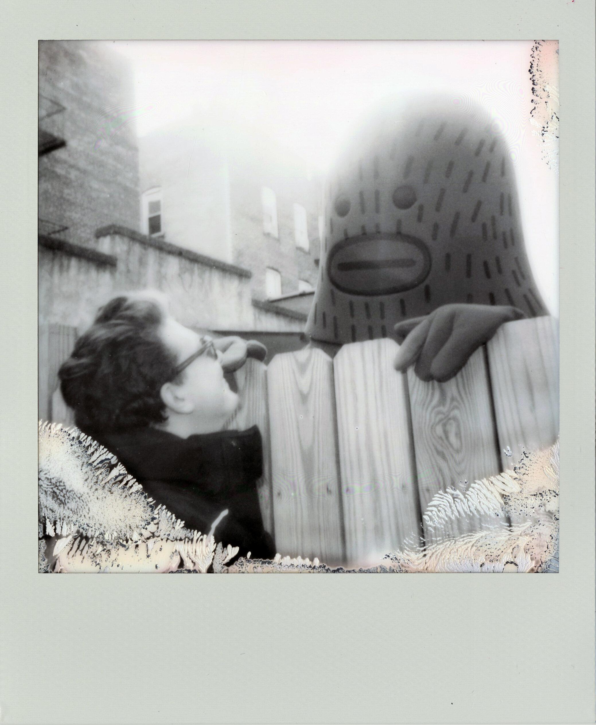 Smoke and Mirrors — Justin Aversano