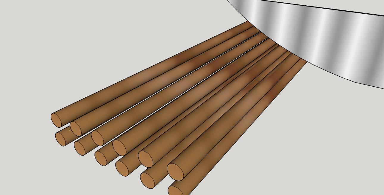 Long Grain or Face Grain Cutting Board