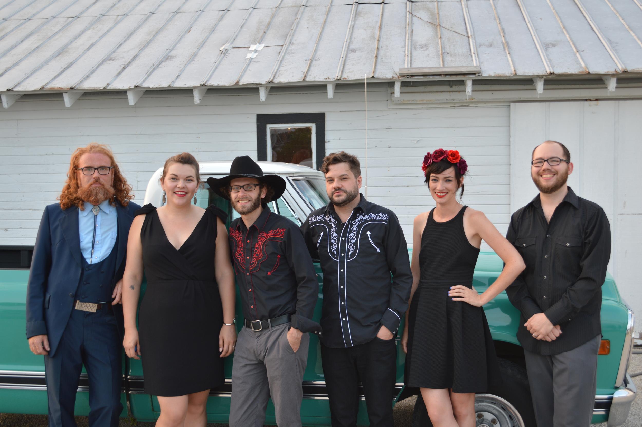 Wedding at Heritage Prairie Farm
