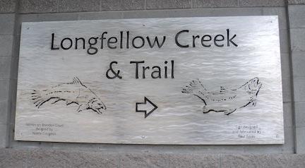 Longfellow Creek - signage.JPG