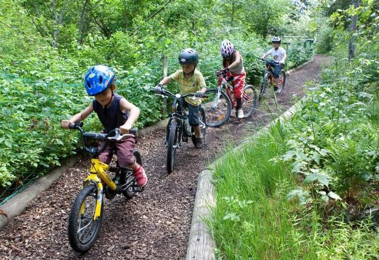 Mountain biking in park_Williamsburg Families.jpg