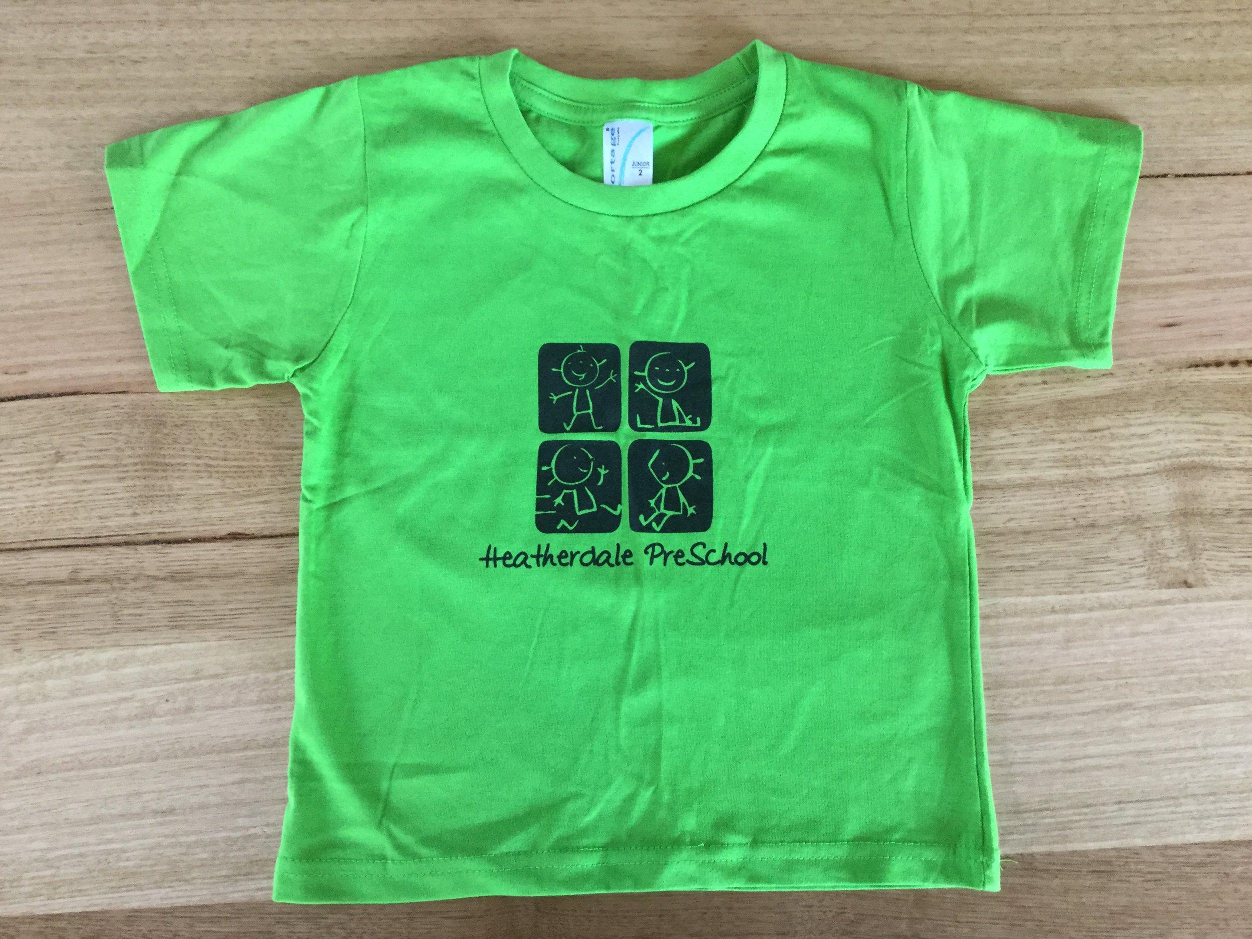 T-Shirt - Lime Green