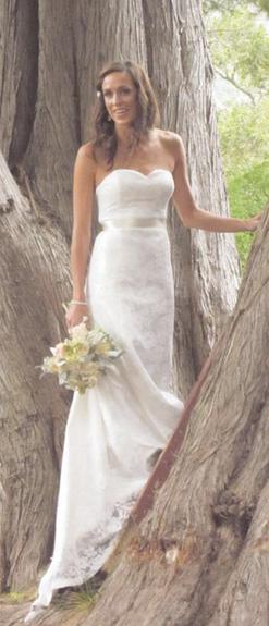 why i donated my wedding dress