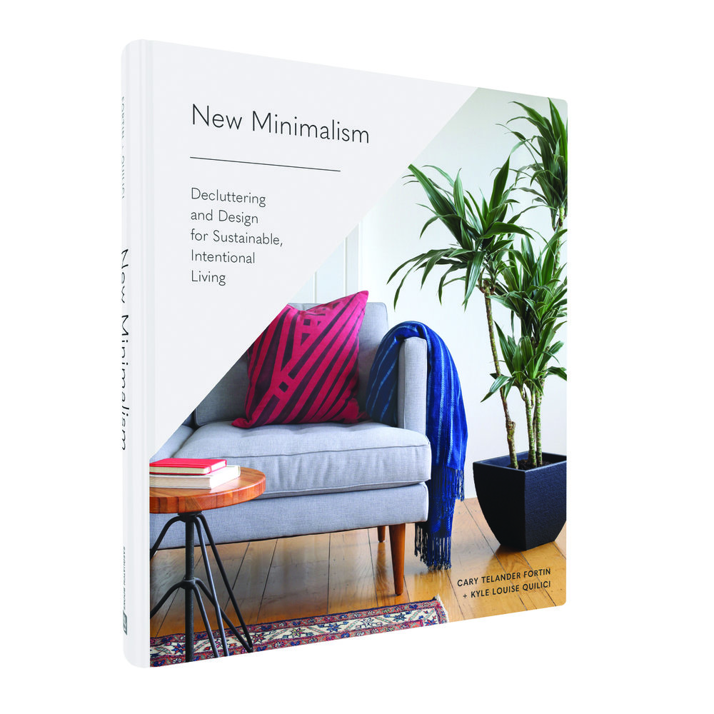 The New Minimalism Book, click to purchase.