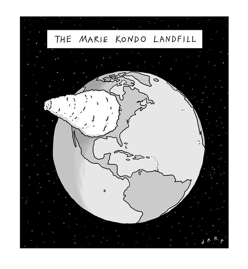 Kim Warp, The New Yorker, April 2019