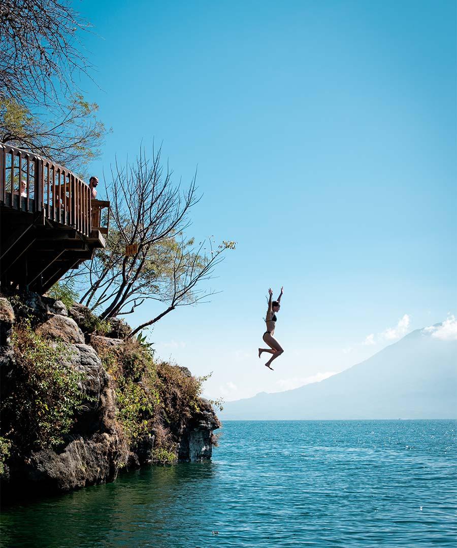 Lake Atitlan - Paul Castello