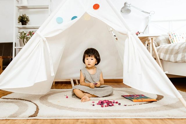 "5 Questions to Help you Declutter All. Those. Kids. Toys.⁠ ⁠ Did you catch Cary's article on @mindbodygreen ???⁠ ⁠ ""1. WILL IT LAST?⁠ ⁠ This first question helps me weed out the majority of toys I'm not certain about. The big winners are well-made toys in natural and durable materials like wood, wool, silk, or food-safe silicone. These materials make for sturdier toys that are often much safer than flimsy, plastic, disposable ones...""⁠ ⁠ Continue reading via the link in our bio to learn the 4 other questions to help you whittle down (that mountain of?) kids toys!⁠ ⁠ Image by Maa Hoo Studio⁠ ⁠ #decluttering #sparkjoy #simplify #newminimalism #minimalism #simpleparenting"