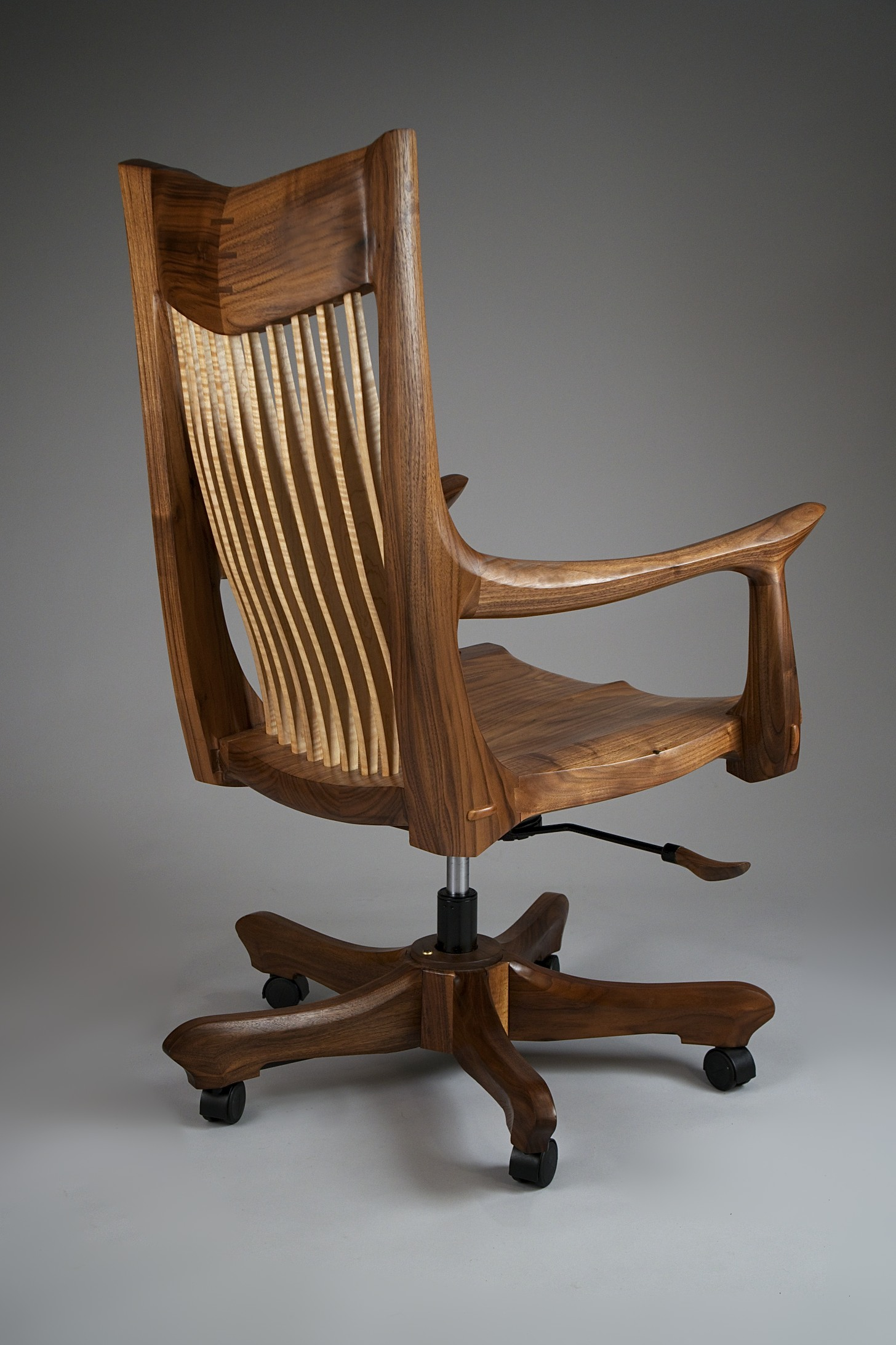 Franklin swivel desk chair
