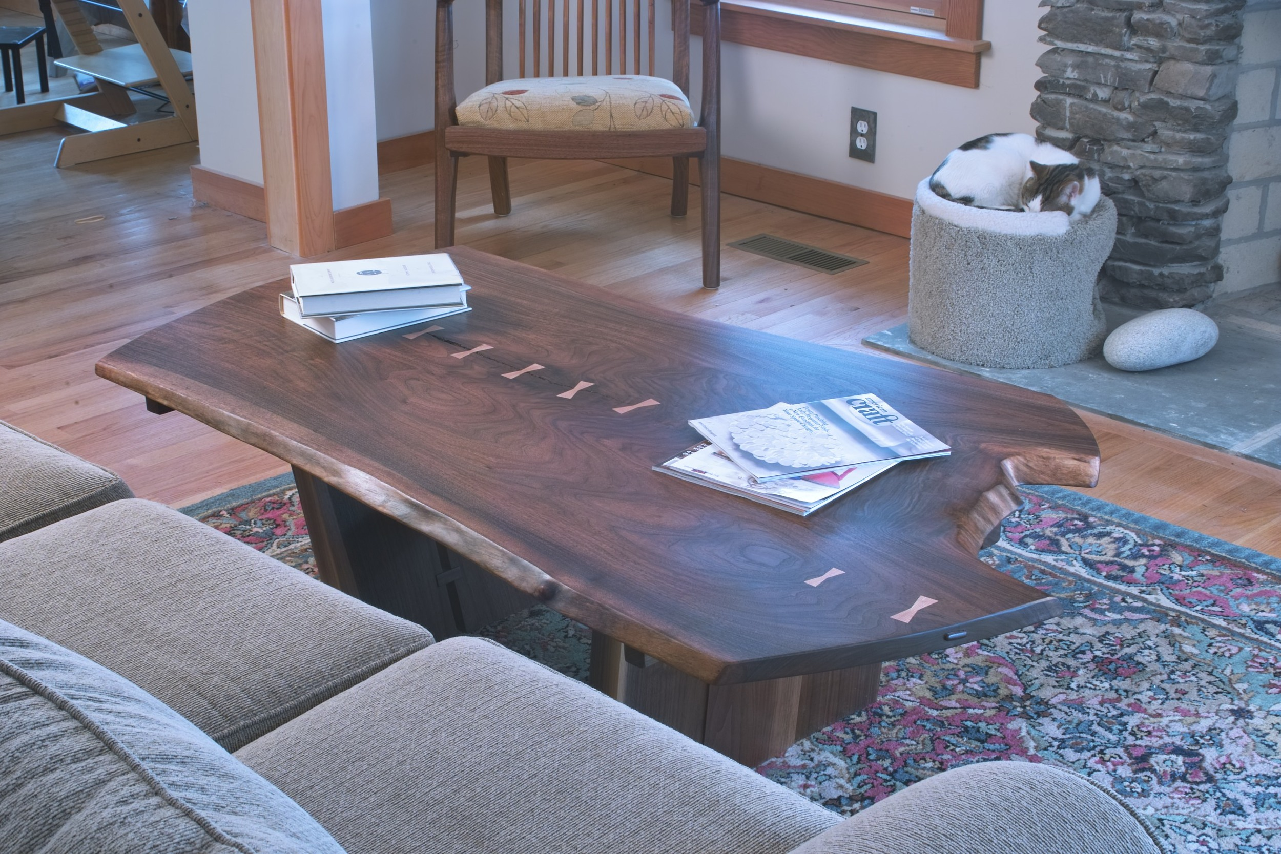 Swannanoa Coffee Table