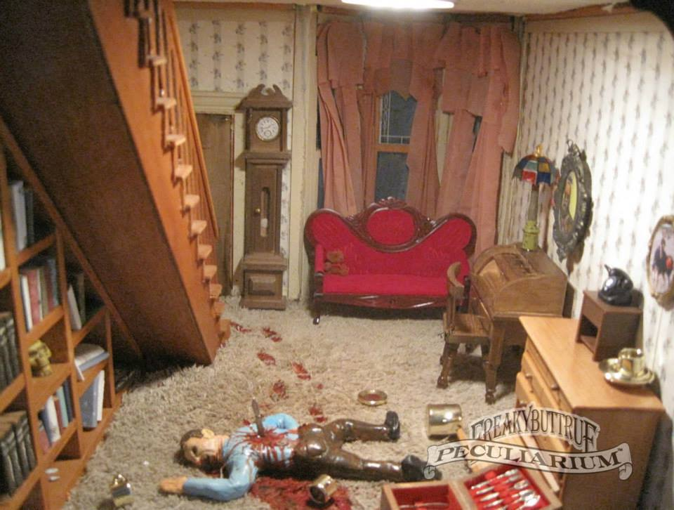What did happen in the Dollhouse? The story just gets weirder and weirder.