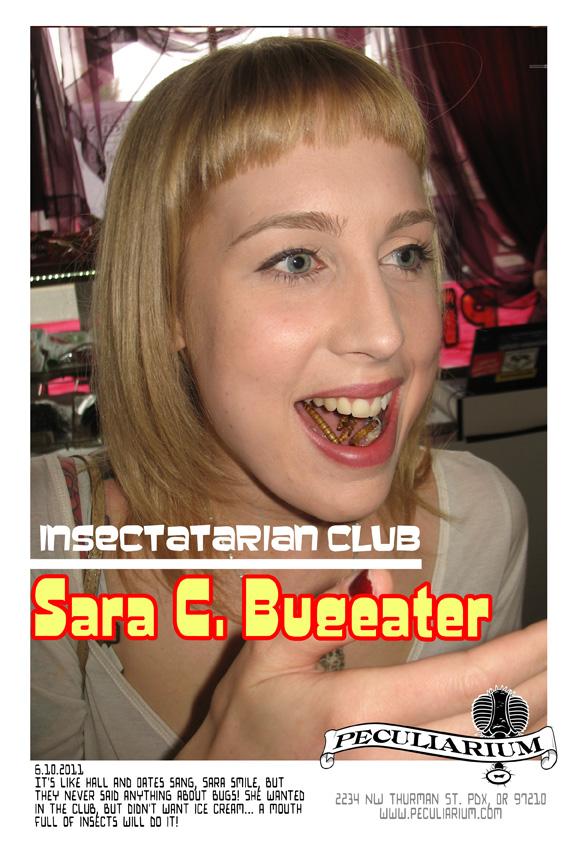Sara C bugeater.jpg