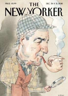 The New Yorker - December 24 & 31 - 2018