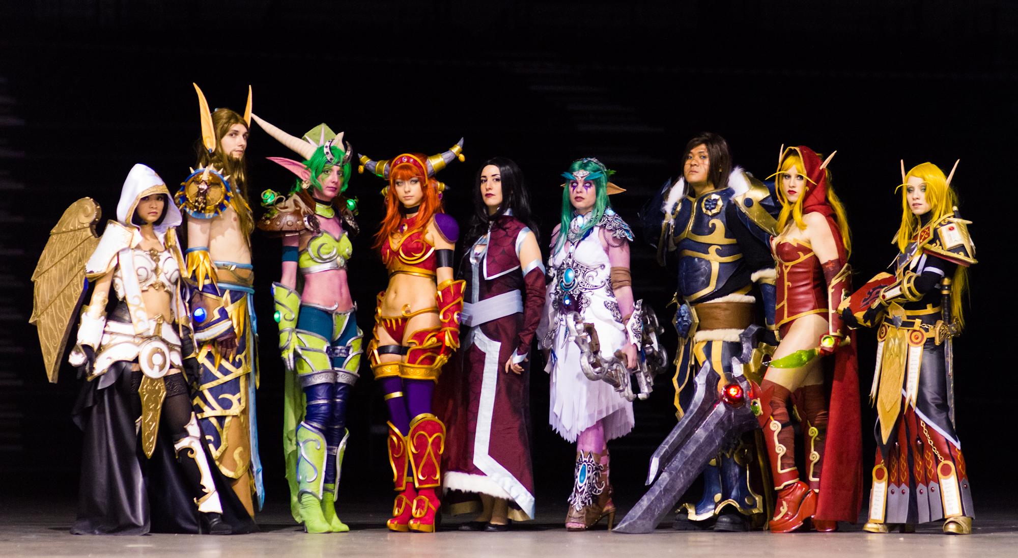 World of Warcraft ©2012-2014 alarzy