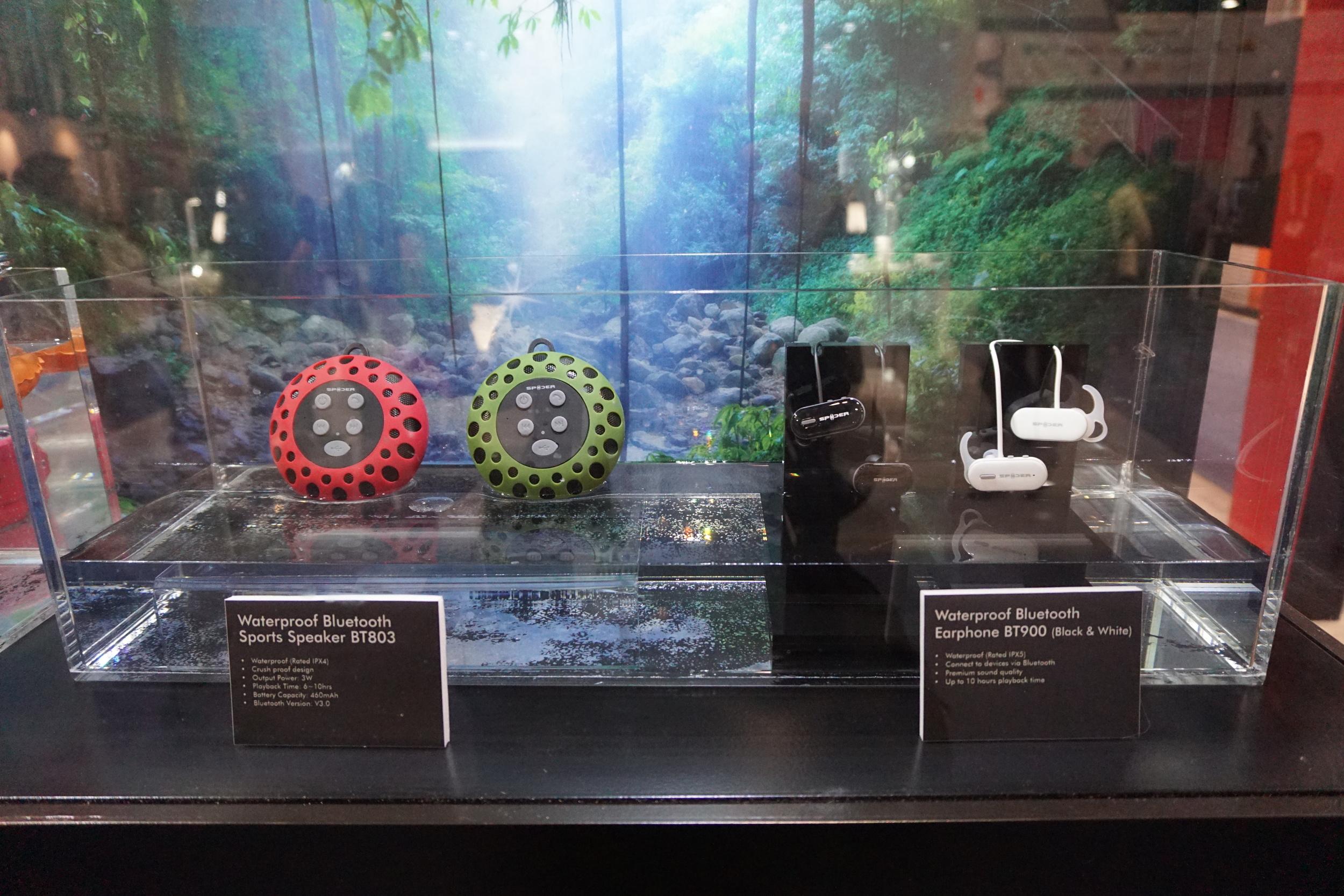 Spider Bluetooth Sport Speaker & Earphone.JPG