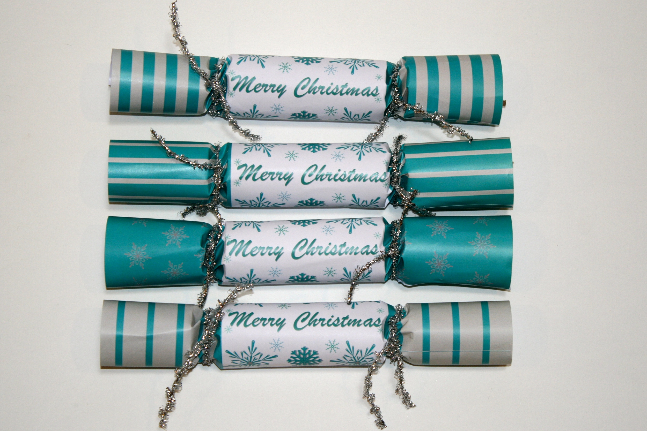 Christmas Cracker Tutorial