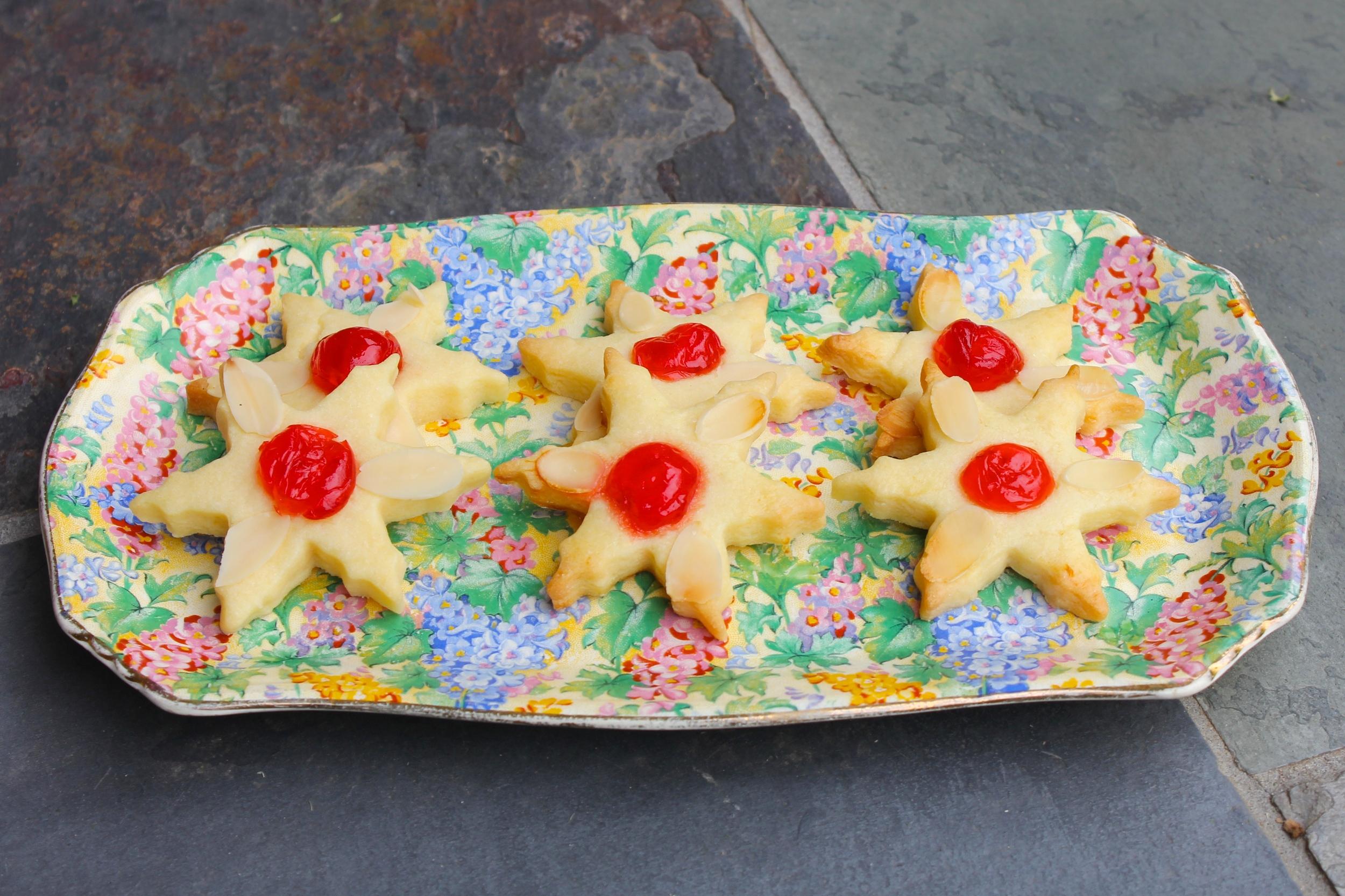 Kerstkransjes - Dutch Christmas Wreath Cookies