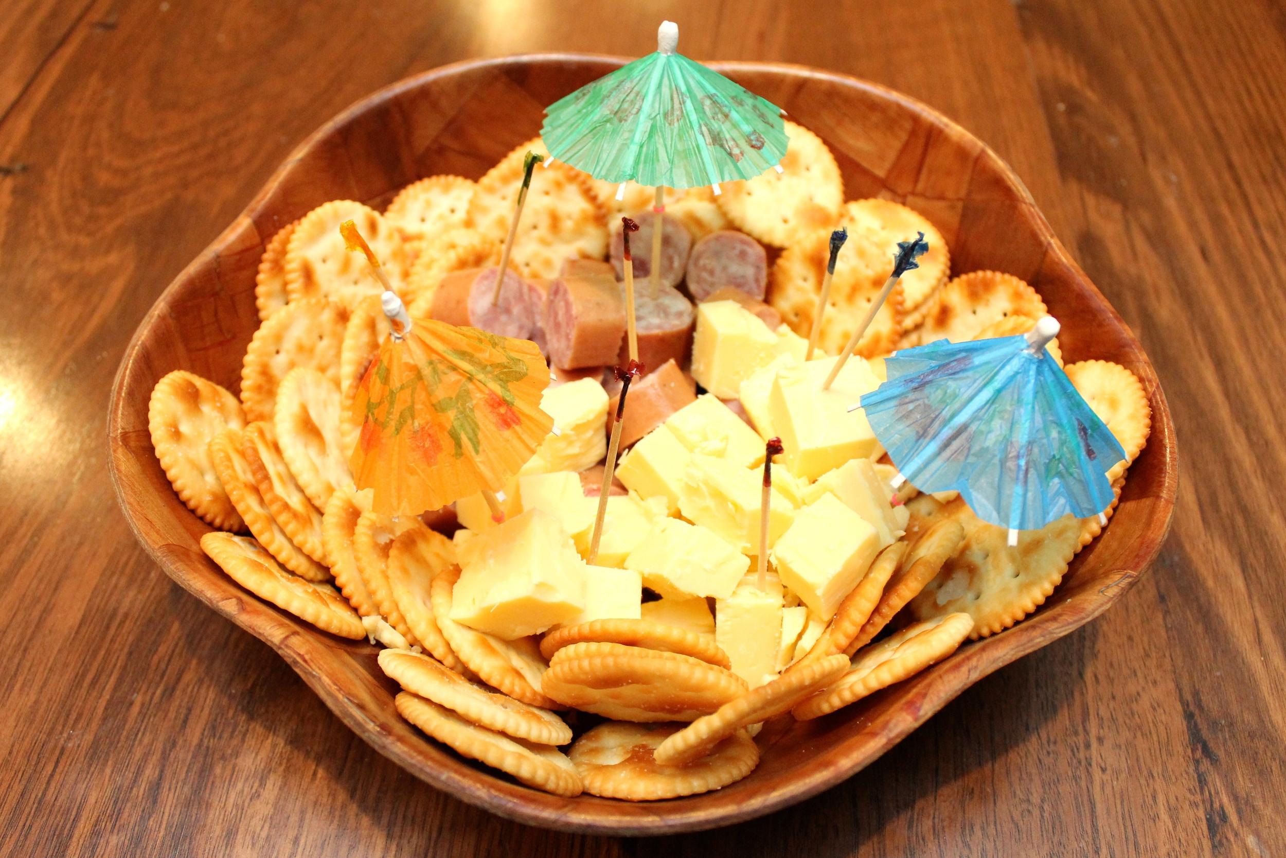 Kabana, Cheese and Savoy's - Bogan Bingo
