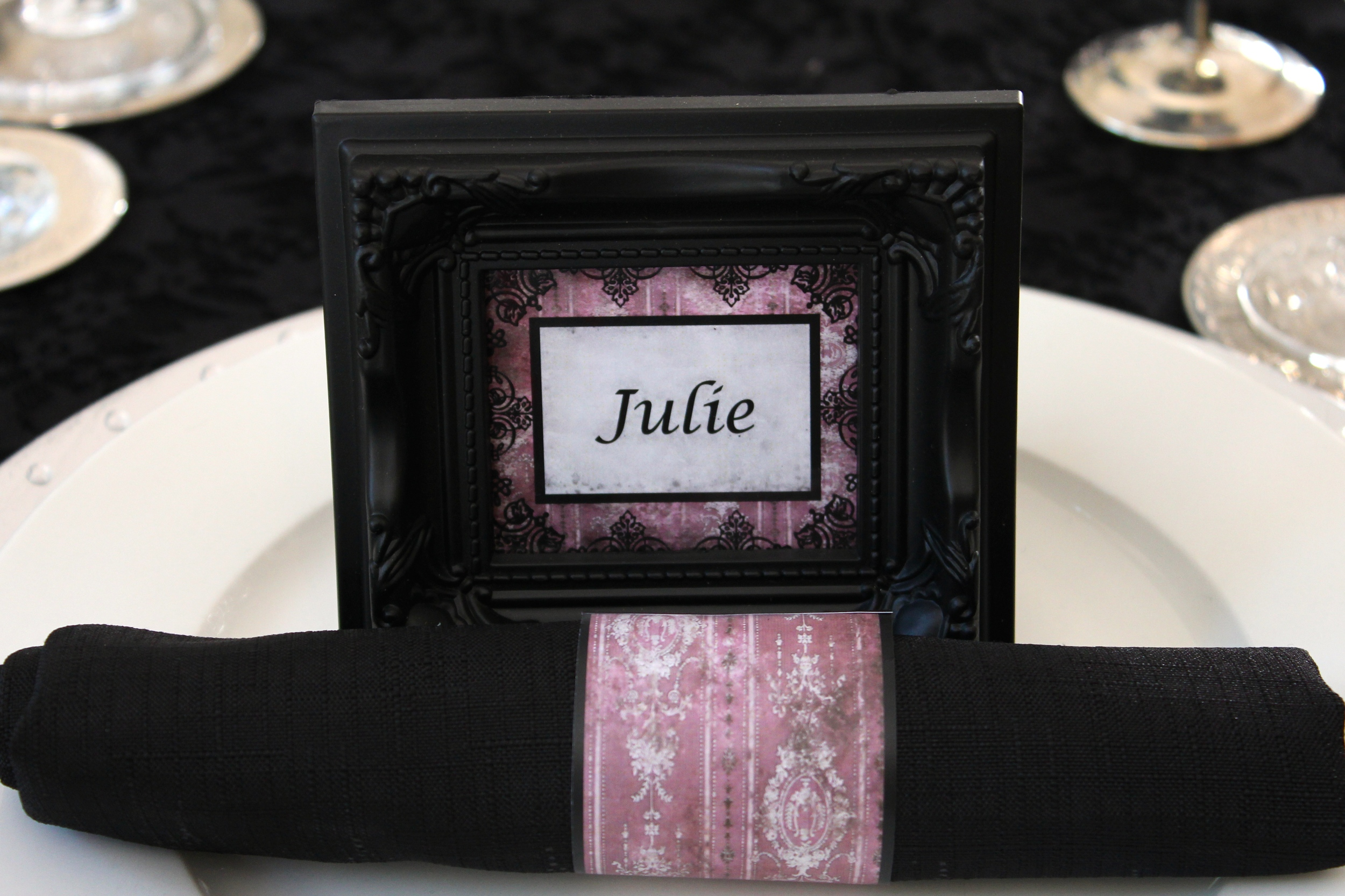 Gothic Party - Printable Products