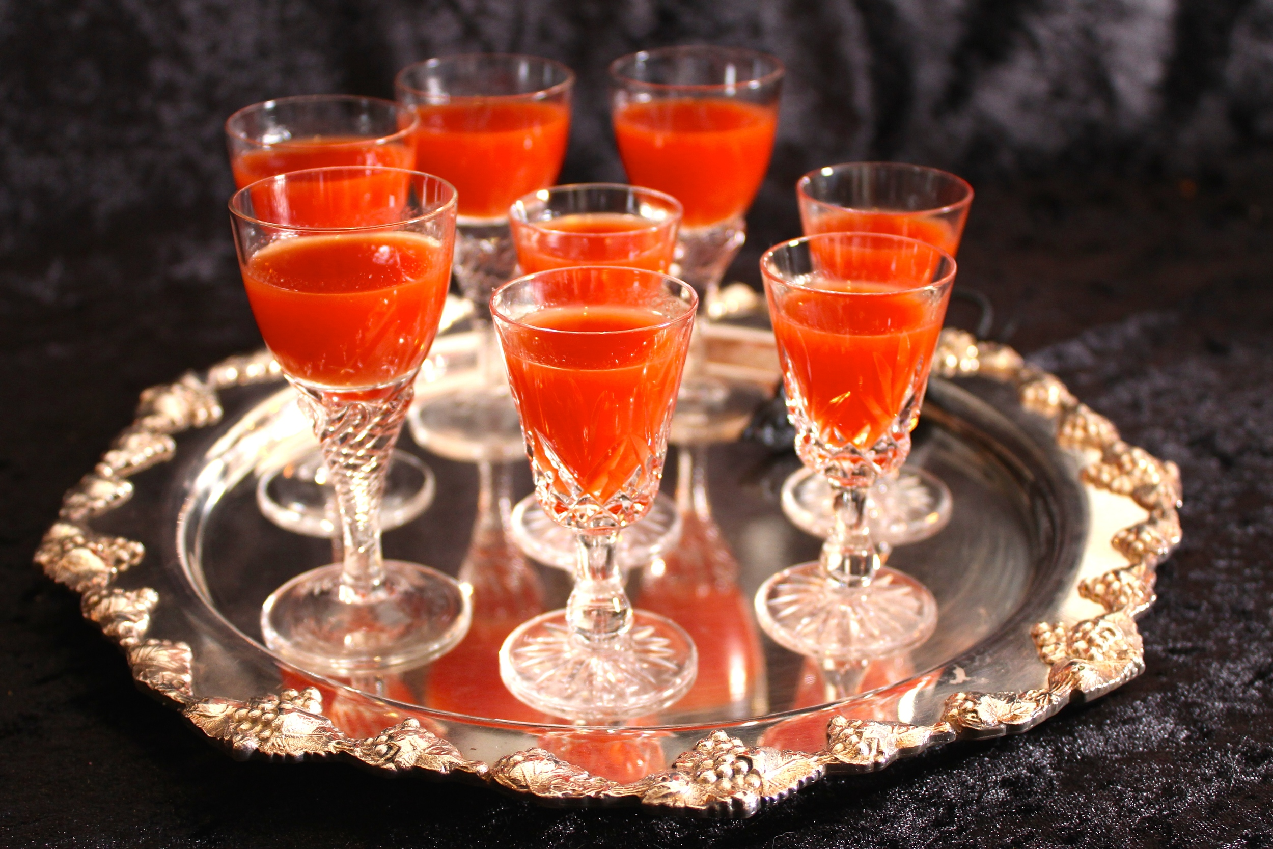 Gothic Dinner Party - Bloody Mary's