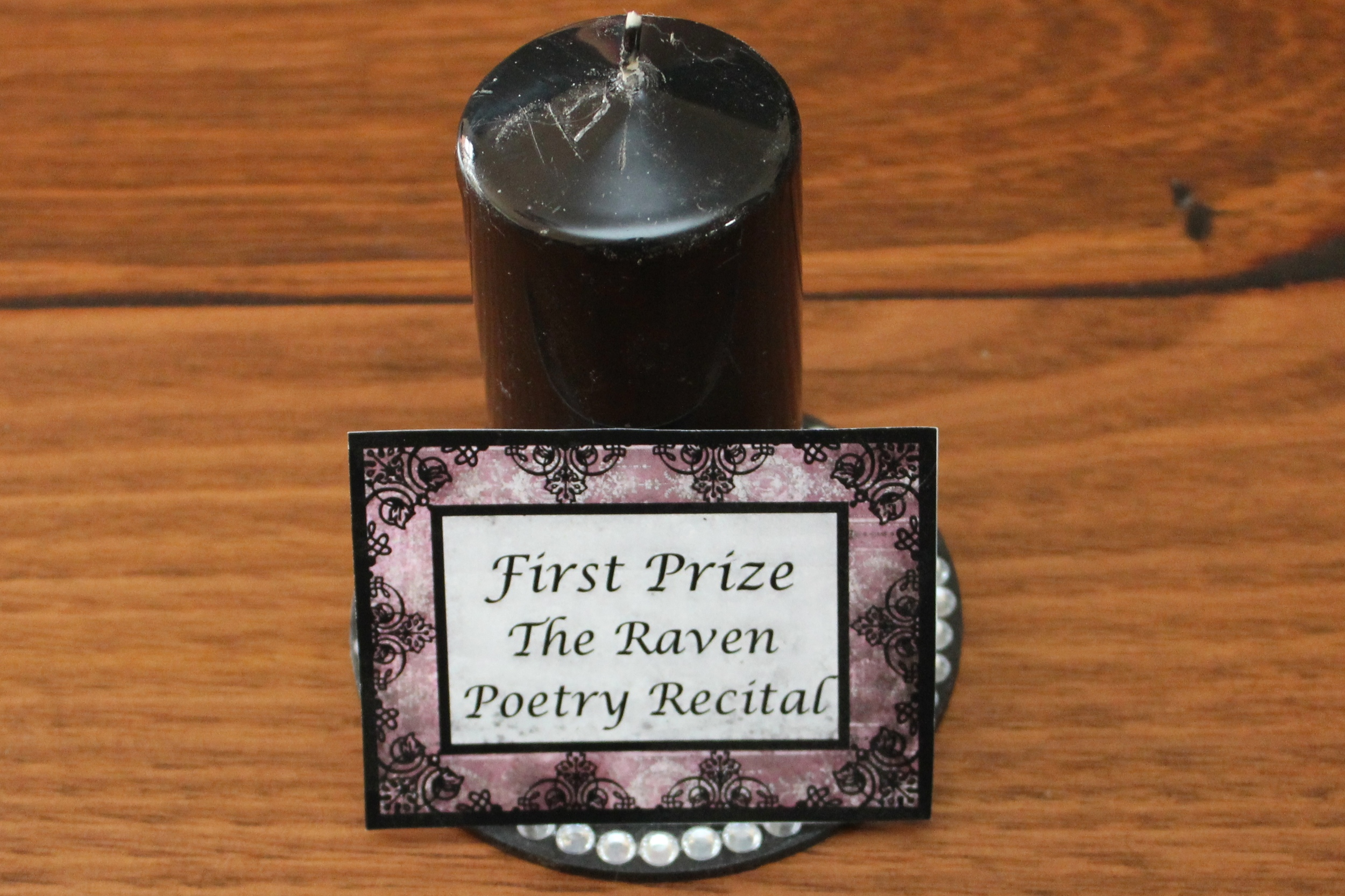 Gothic Dinner Party - Game Prize