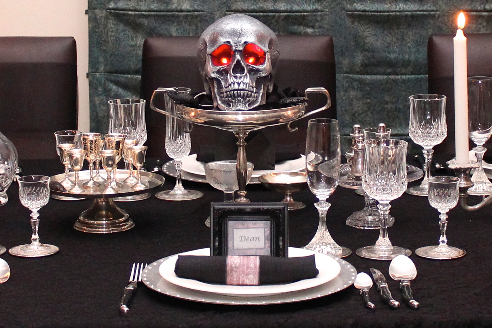 Gothic Dinner Party