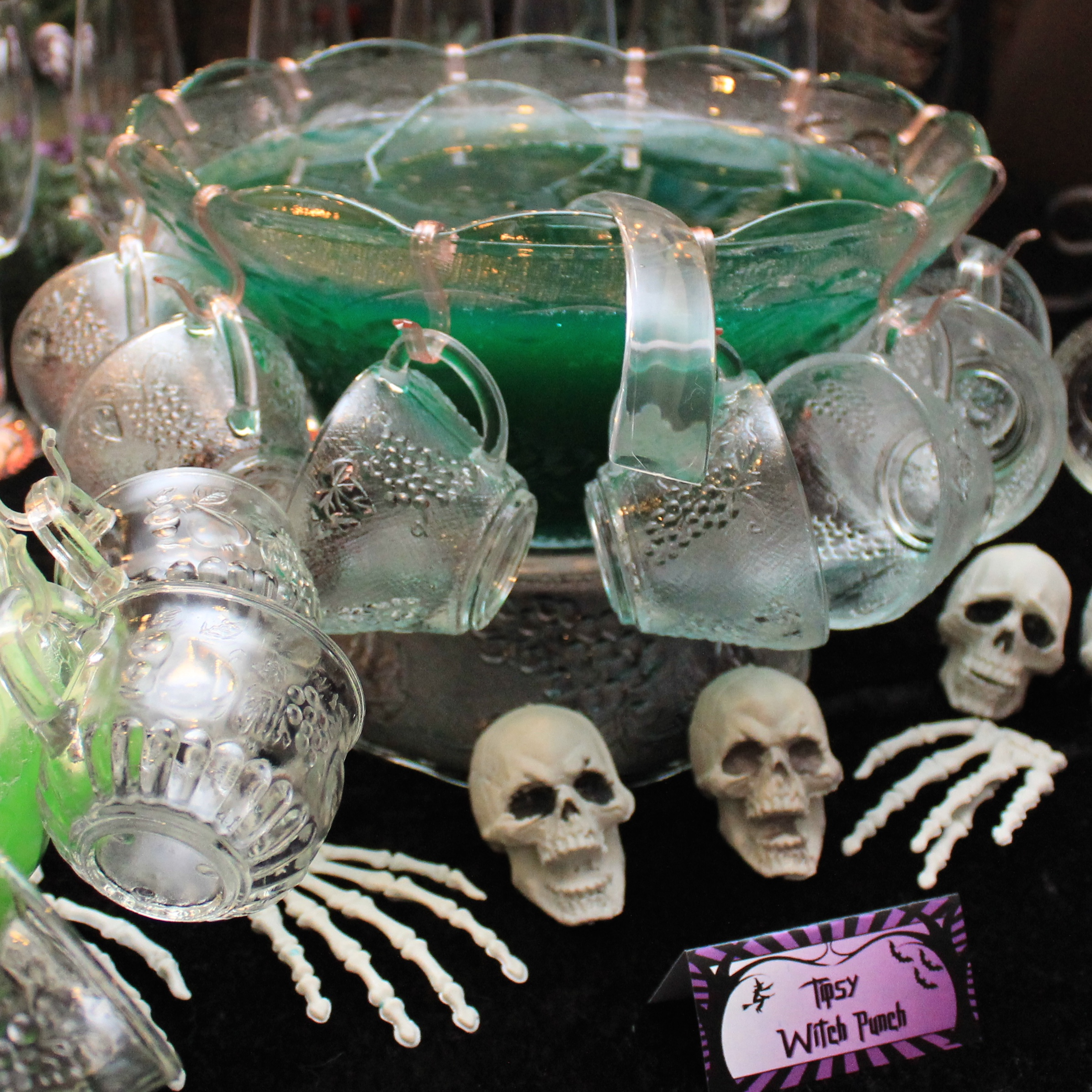 Halloween Punch - Tipsy Witch