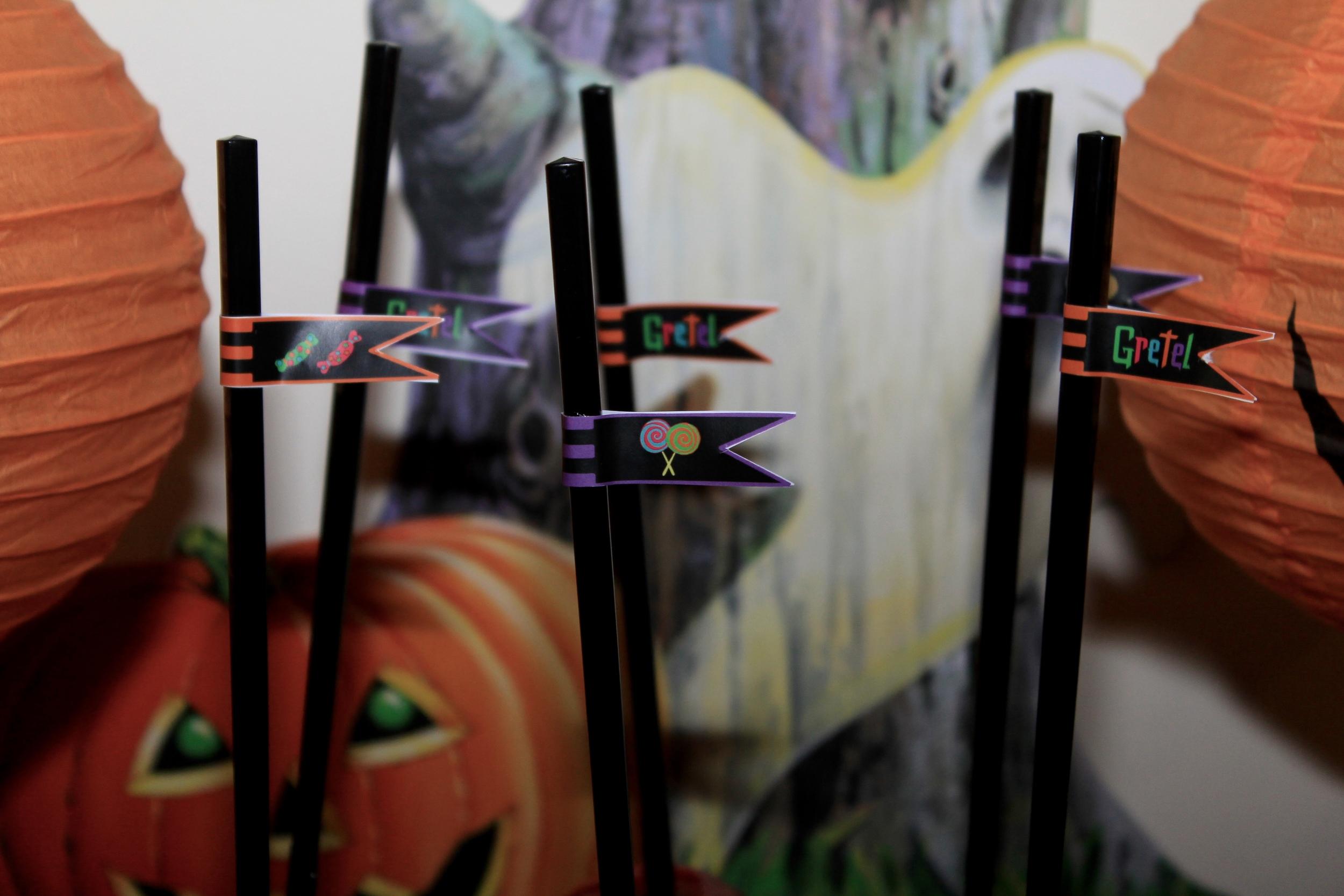 Halloween Hansel and Gretel Printables
