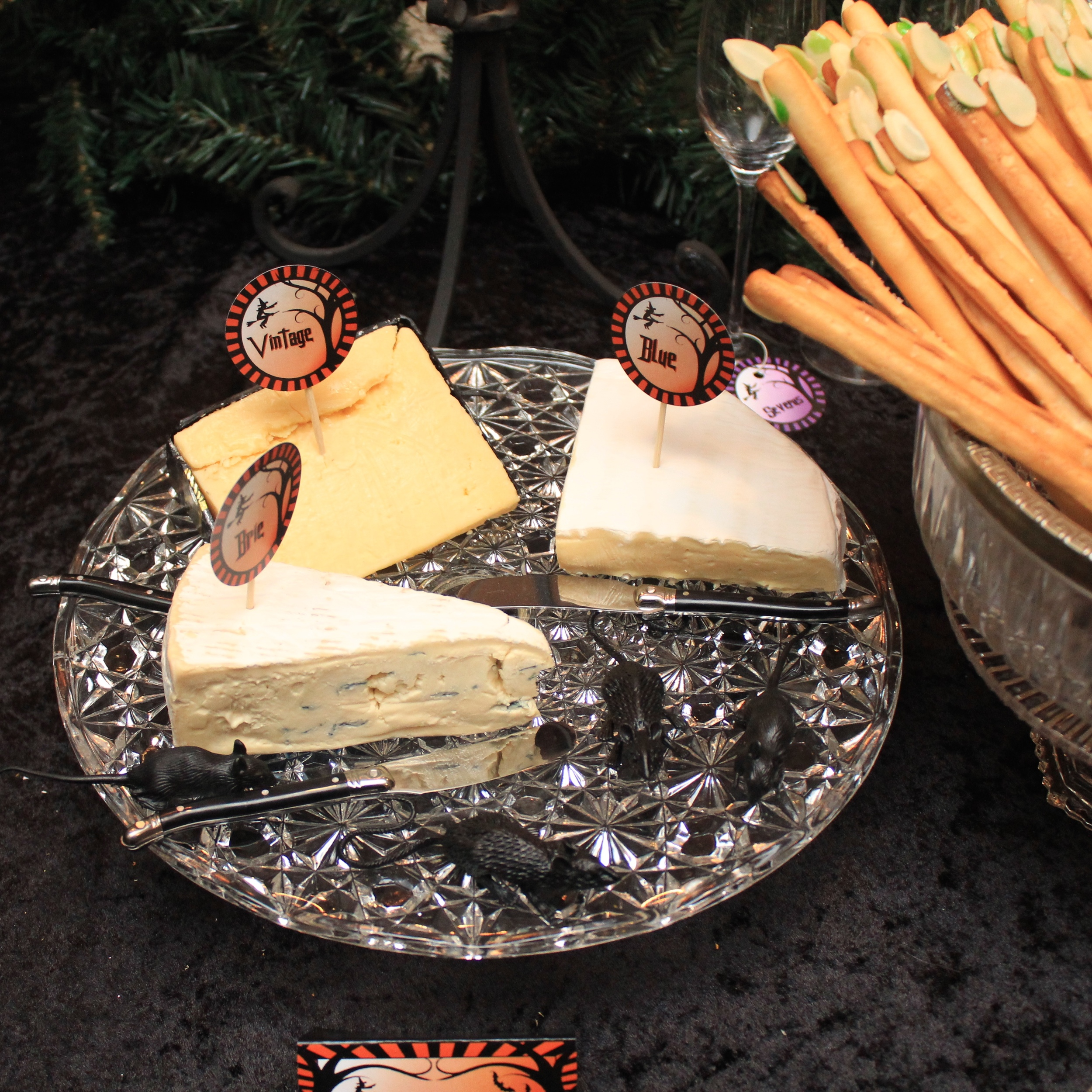 Halloween Witch Party Food Ideas