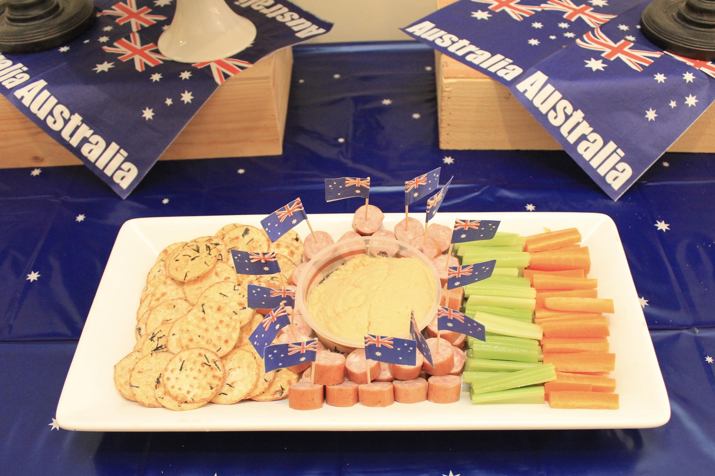 Australia Day - Classic Starters