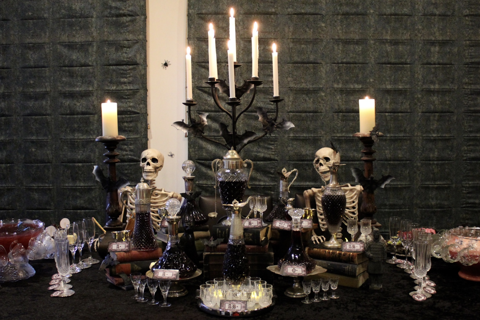 Halloween Vampire Party Gothic Inspired