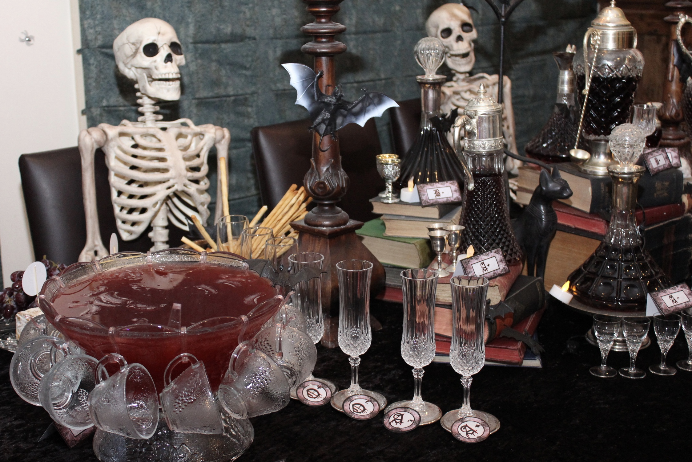 Halloween Vampire Punch