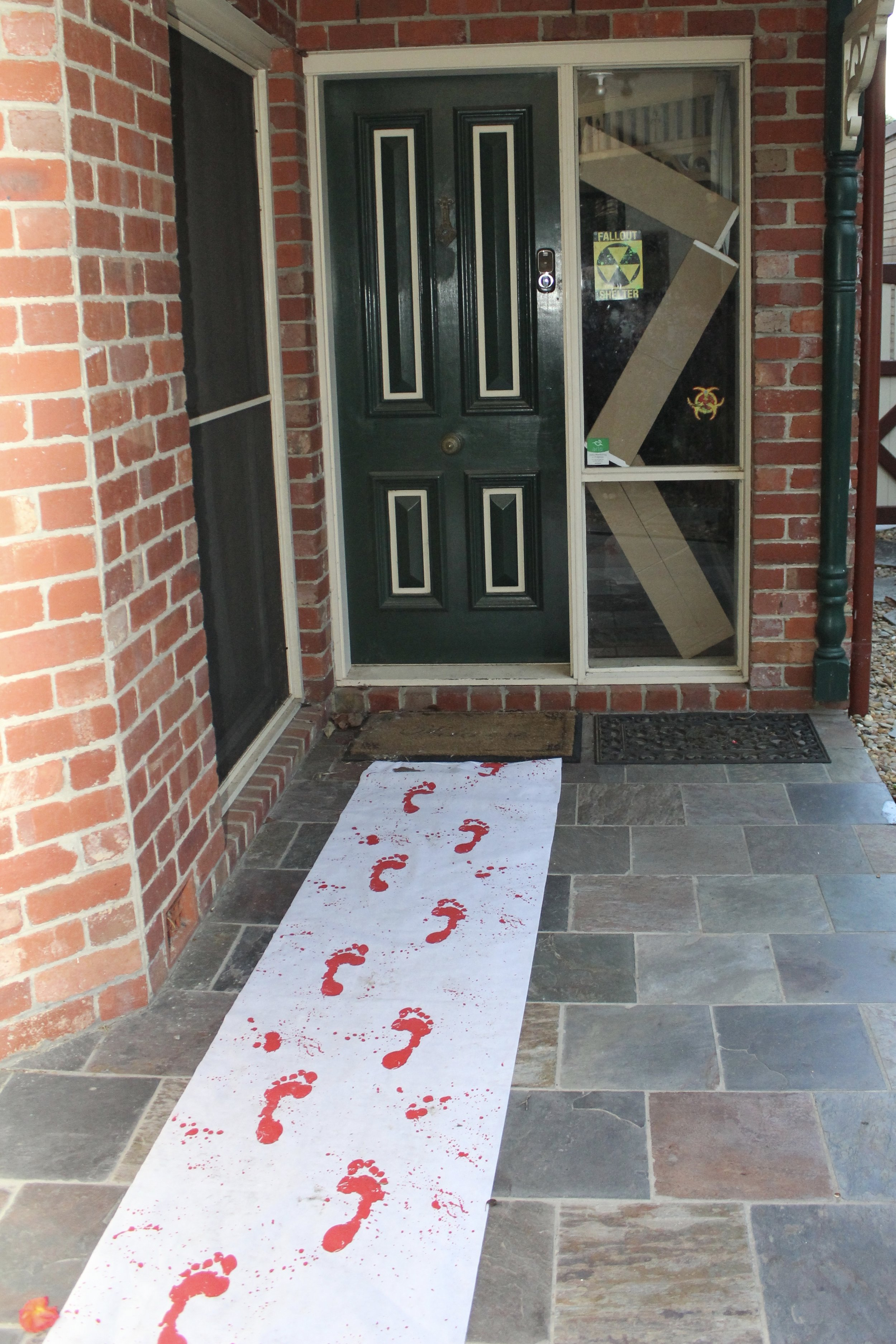 Zombie Front Door Protection