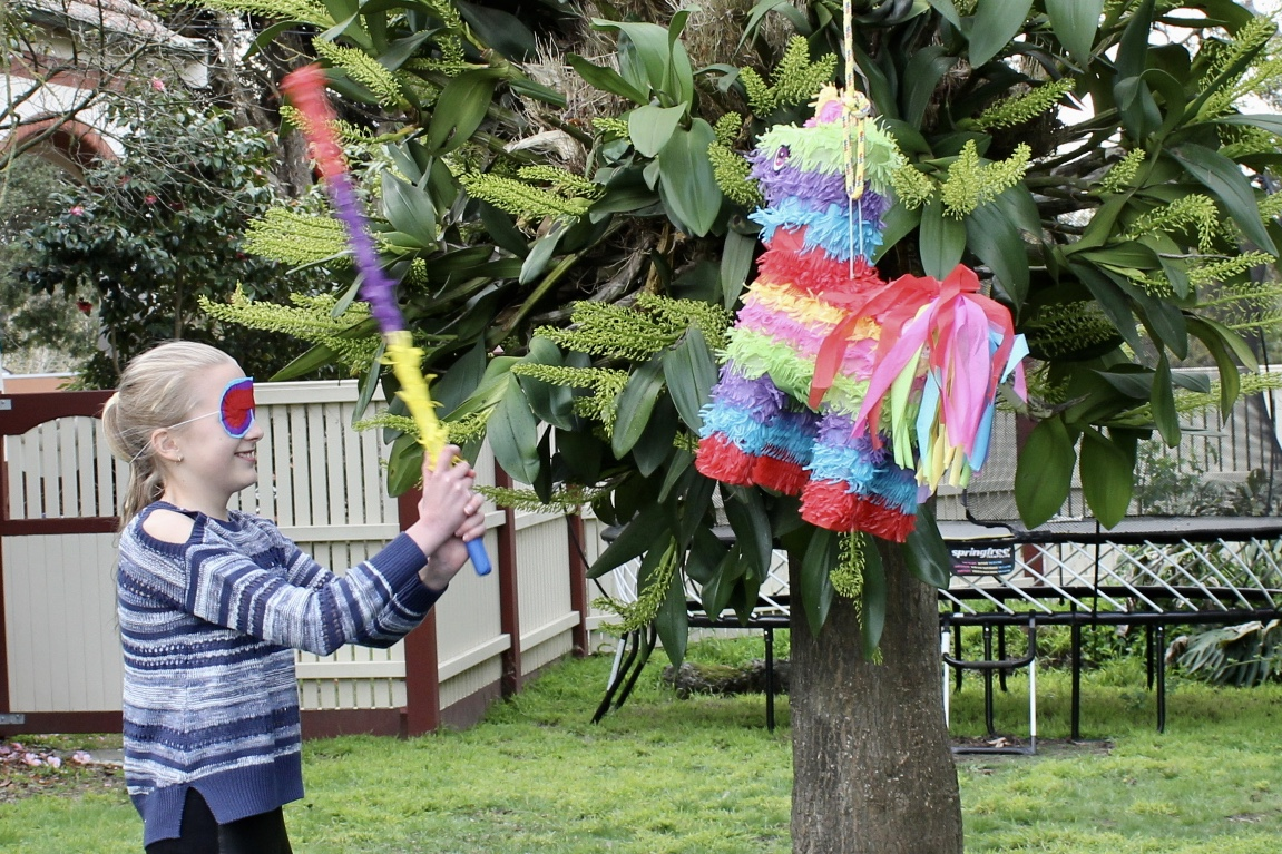 Mexican Party Chloes Pinata