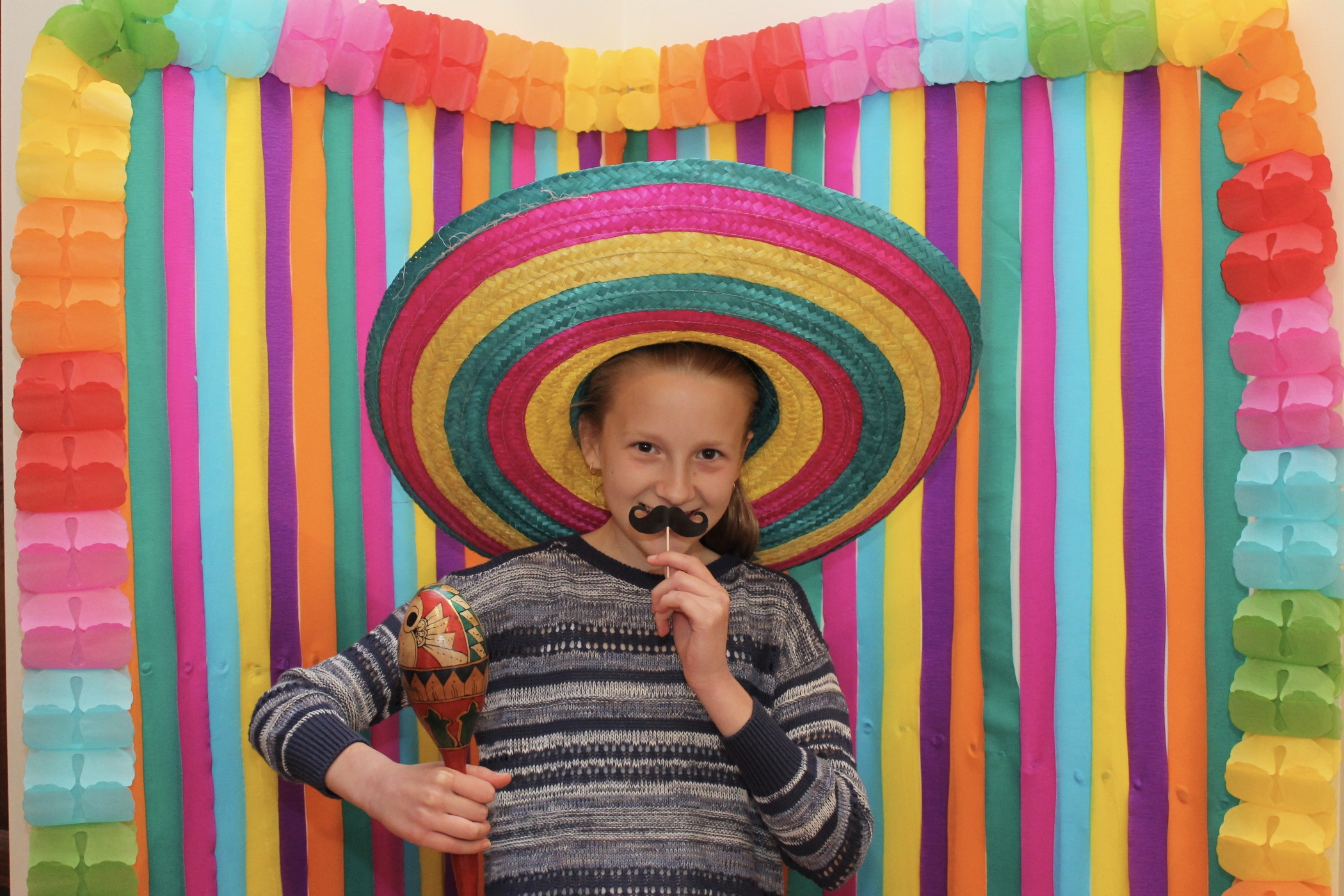 Chloe's Mexican Party