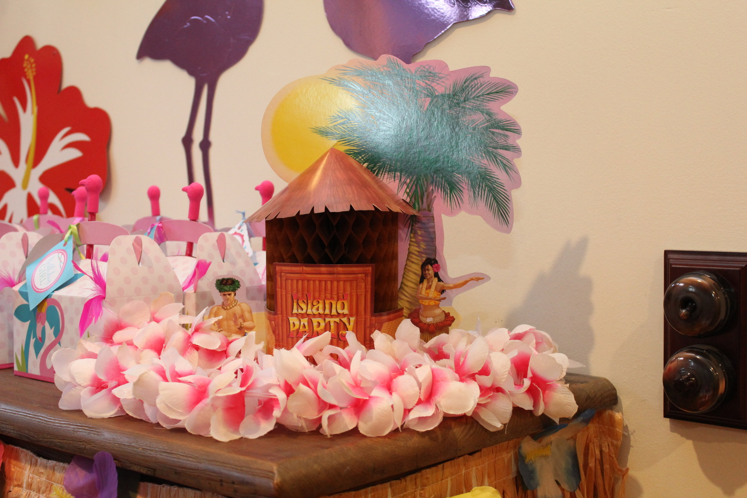 Flamingo Party Decorating Ideas